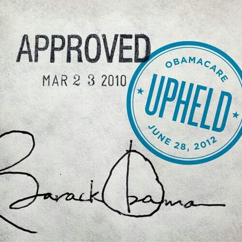 ObamaCARE upheld pic