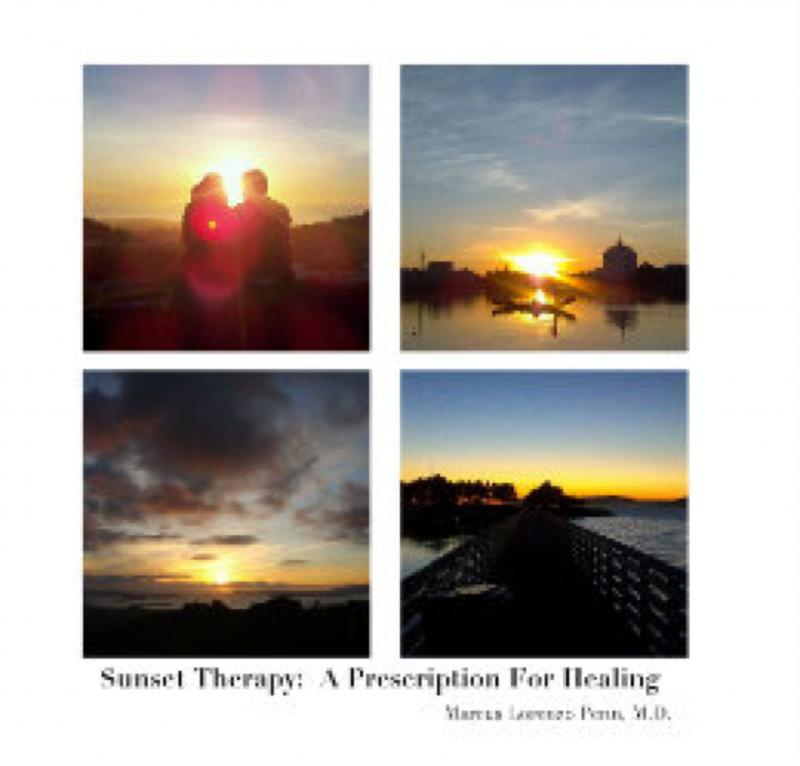 Sunset Therapy cover